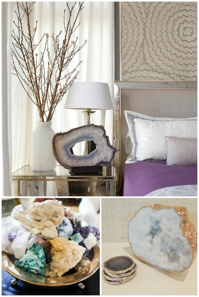 natural-minerals The Latest & Hottest Home Decoration Trends in 2017