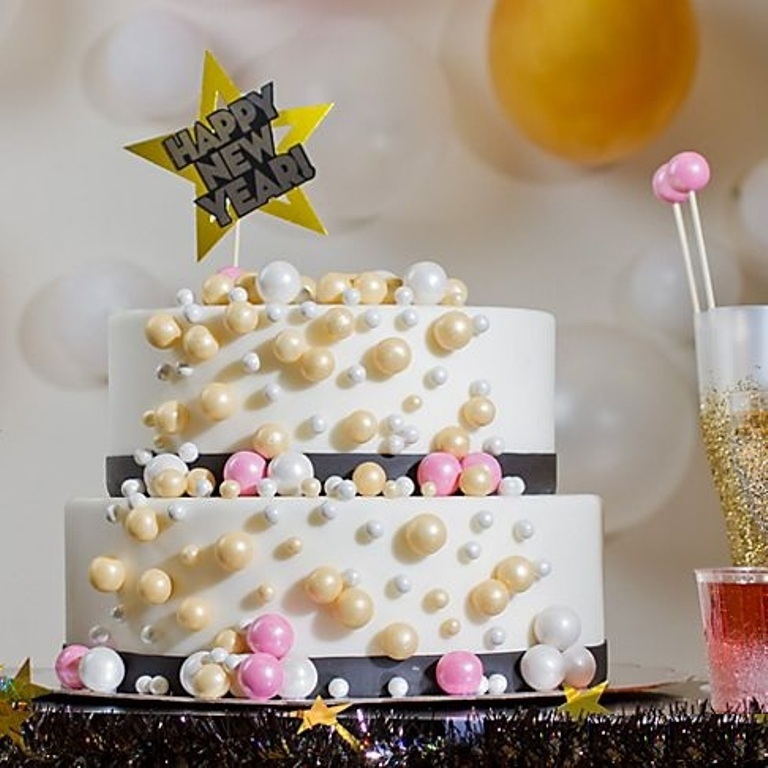 new-year-2016-decoration-11 53+ Awesome New Year's Eve Decorating Ideas 2019