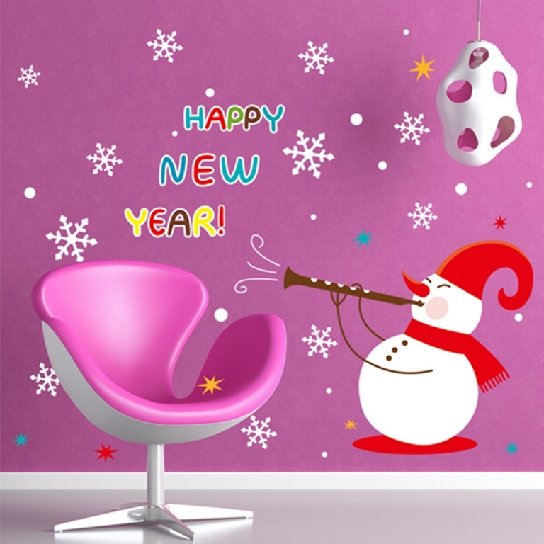new-year-2016-decoration-23 53 Awesome New Year's Eve 2017 Decorating Ideas