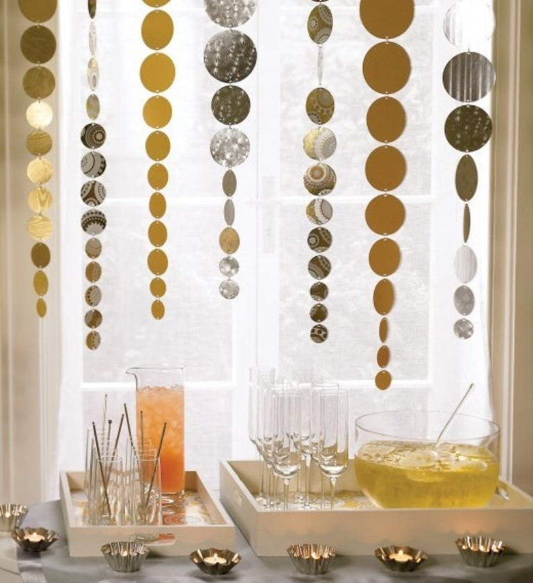new-year-2016-decoration-29 53 Awesome New Year's Eve 2017 Decorating Ideas