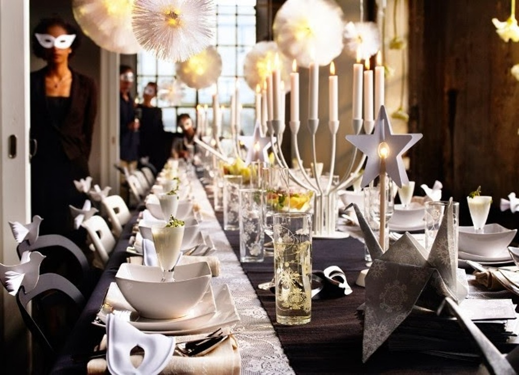 new-year-2016-decoration-33 53 Awesome New Year's Eve 2017 Decorating Ideas