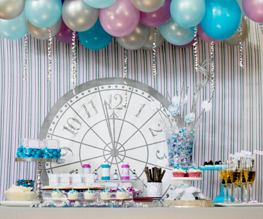 new-year-2016-decoration-43 53+ Awesome New Year's Eve Decorating Ideas 2019