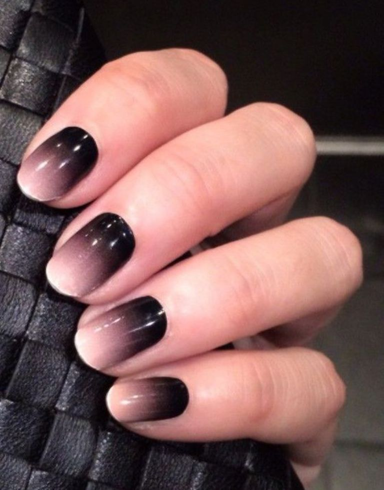 ombre-nails-1 45+ Hottest & Catchiest Nail Polish Trends in 2021
