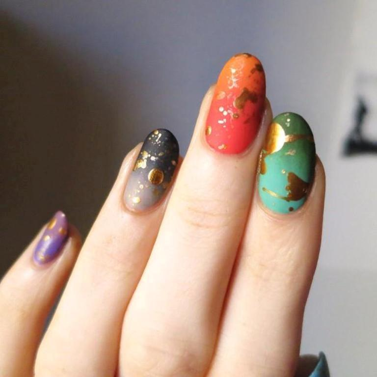 ombre-nails-2 45+ Hottest & Catchiest Nail Polish Trends in 2020