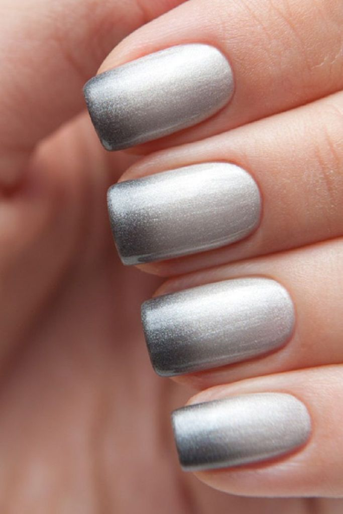 ombre-nails 45+ Hottest & Catchiest Nail Polish Trends in 2021