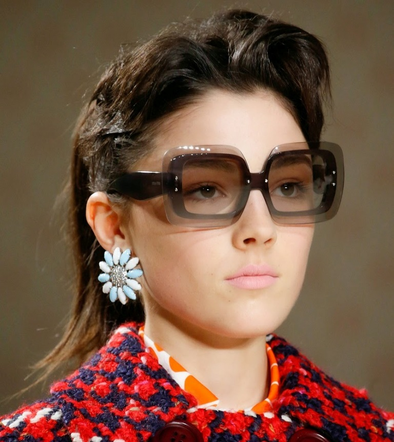 oversized-glasses-5 57+ Newest Eyewear Trends for Men & Women 2019