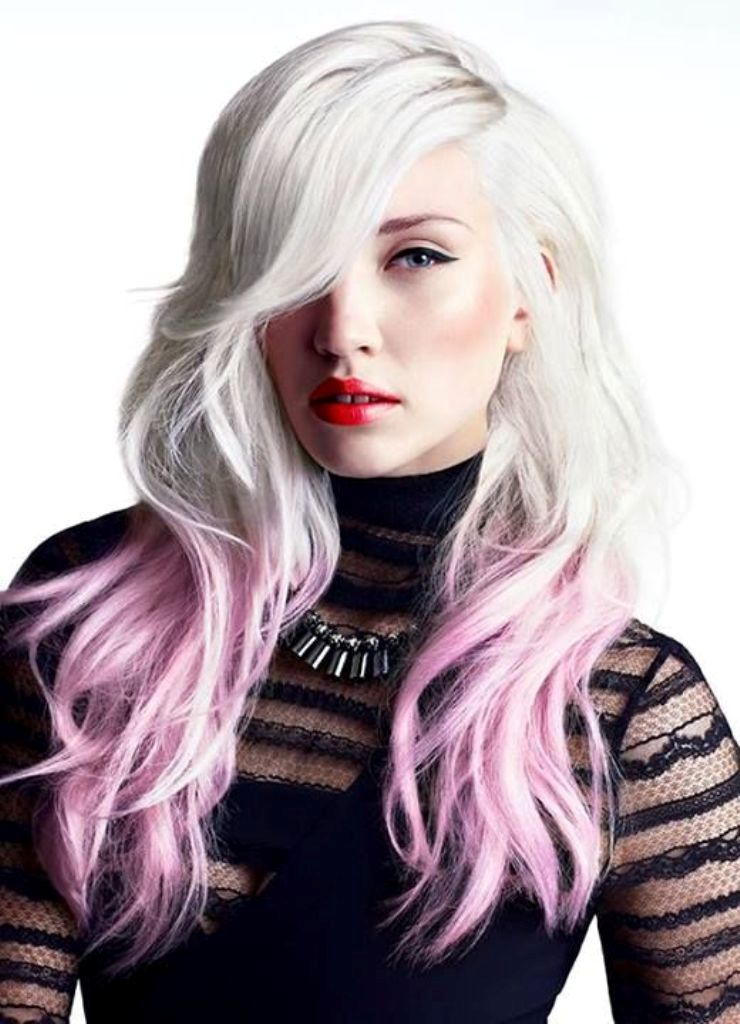 pastel-colors-1 20 Hottest Hair Color Trends for Women in 2017