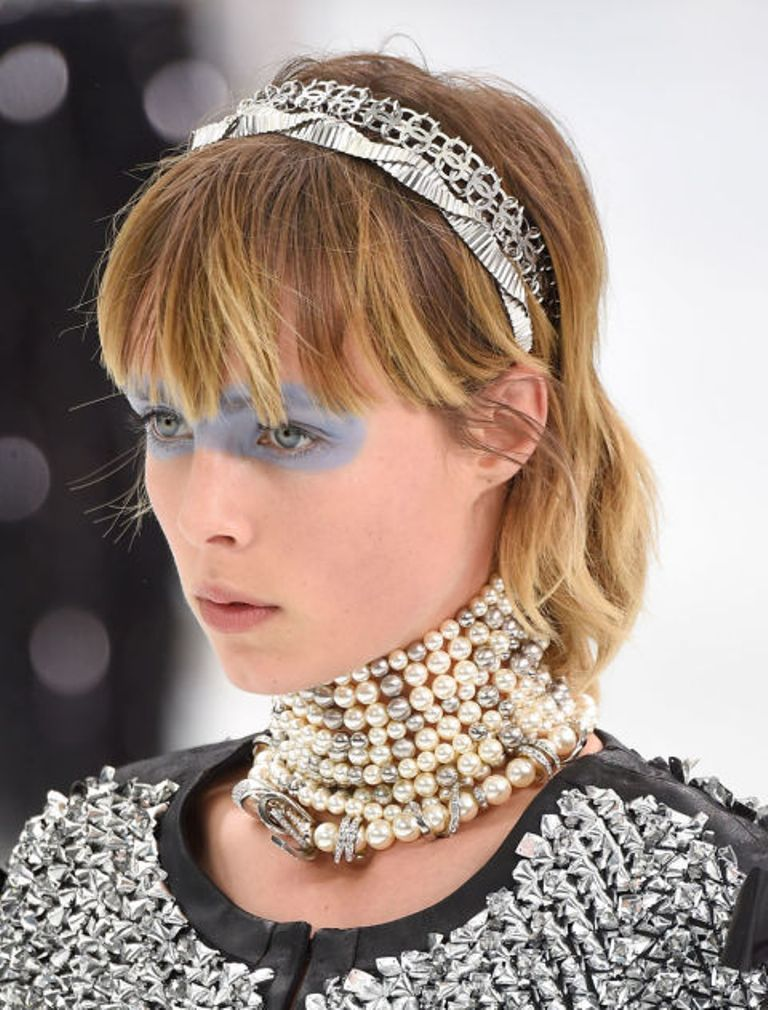 pearls-and-chains-1 65+ Hottest Jewelry Trends for Women in 2020