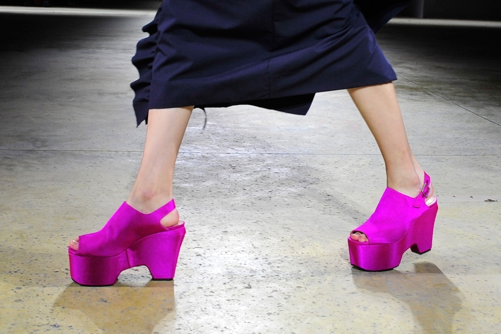 peep-toe-shoes-5 The Latest Shoe Trends for Women in 2016