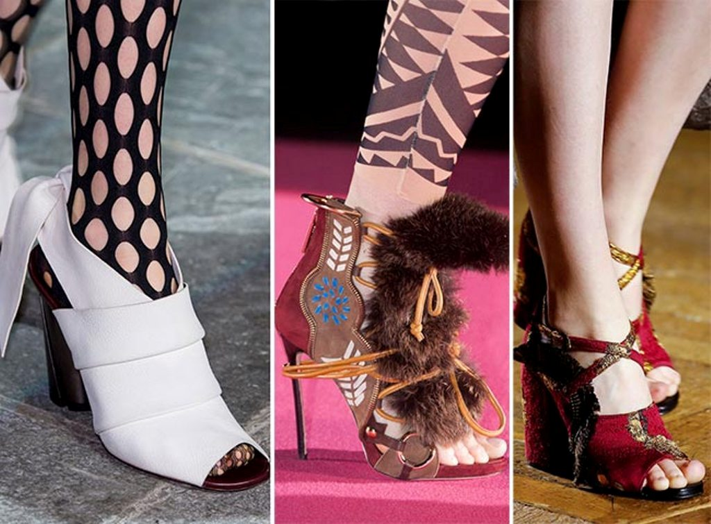 peep-toe-shoes-6 The Latest Shoe Trends for Women in 2016