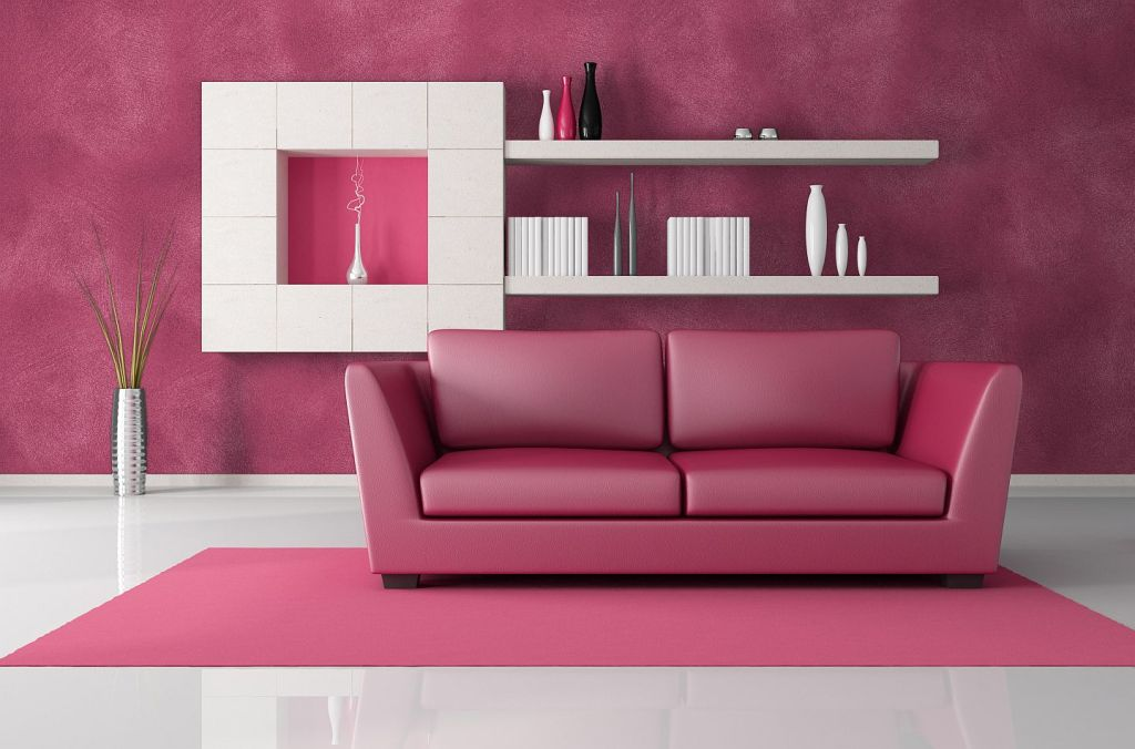 pink-rooms-3 The Latest & Hottest Home Decoration Trends in 2017