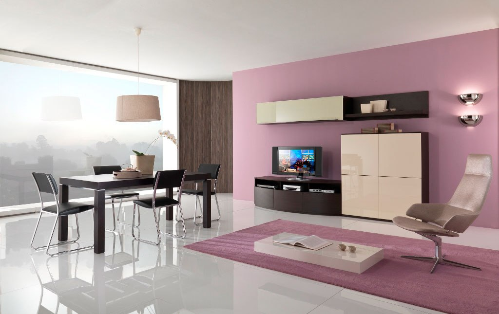 pink-rooms-4 The Latest & Hottest Home Decoration Trends in 2017