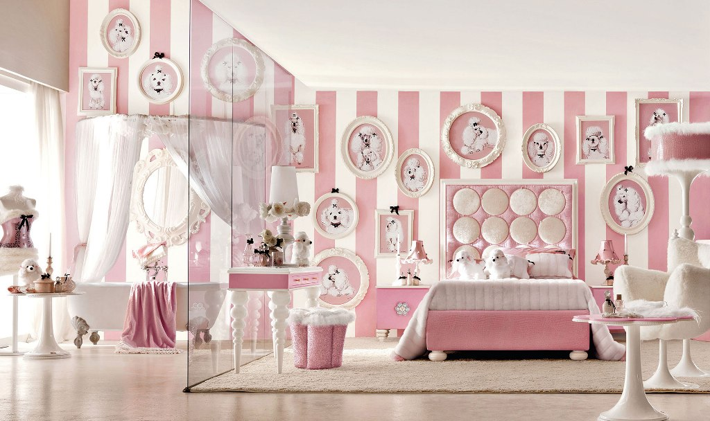 pink-rooms-6 75+ Latest & Hottest Home Decoration Trends in 2019