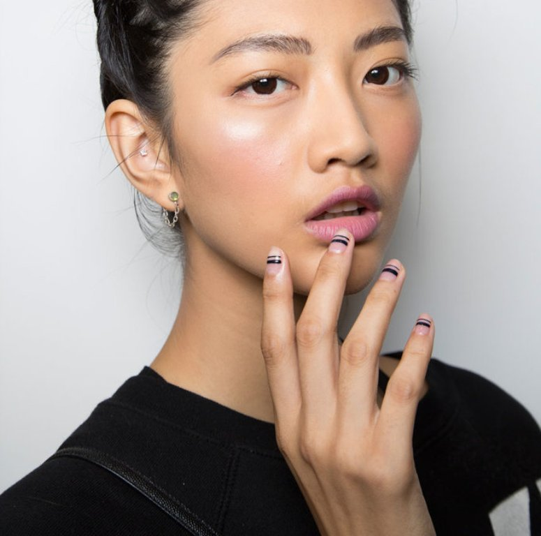 rounded-and-short-nails-5 45 Hottest & Catchiest Nail Polish Trends in 2017