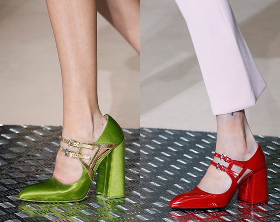 shoes-2016-11 The Latest Shoe Trends for Women in 2016