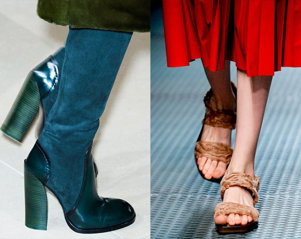 shoes-2016-17 The Latest Shoe Trends for Women in 2016