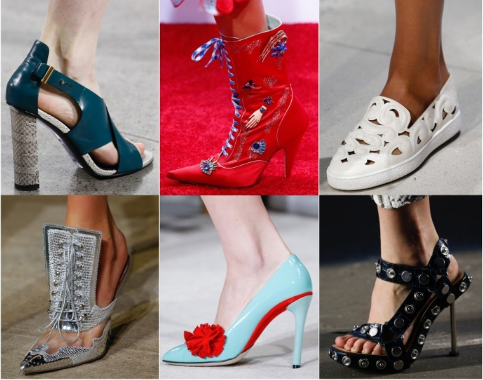 shoes-2016-19 The Latest Shoe Trends for Women in 2016