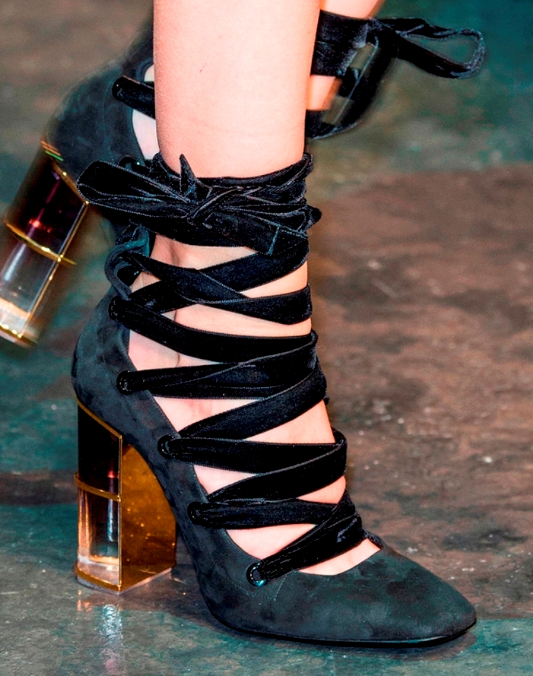 stunning-heels-2 The Latest Shoe Trends for Women in 2016