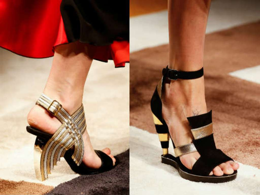 stunning-heels-7 The Latest Shoe Trends for Women in 2016