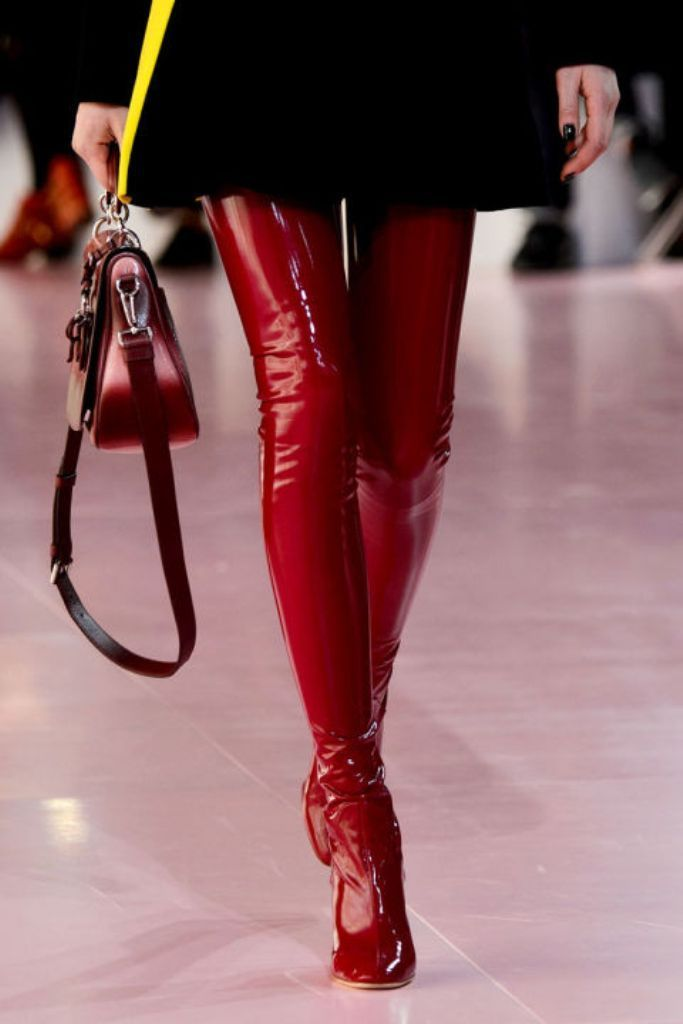thigh-high-boots-1 Best 16 Shoes Trends for Women