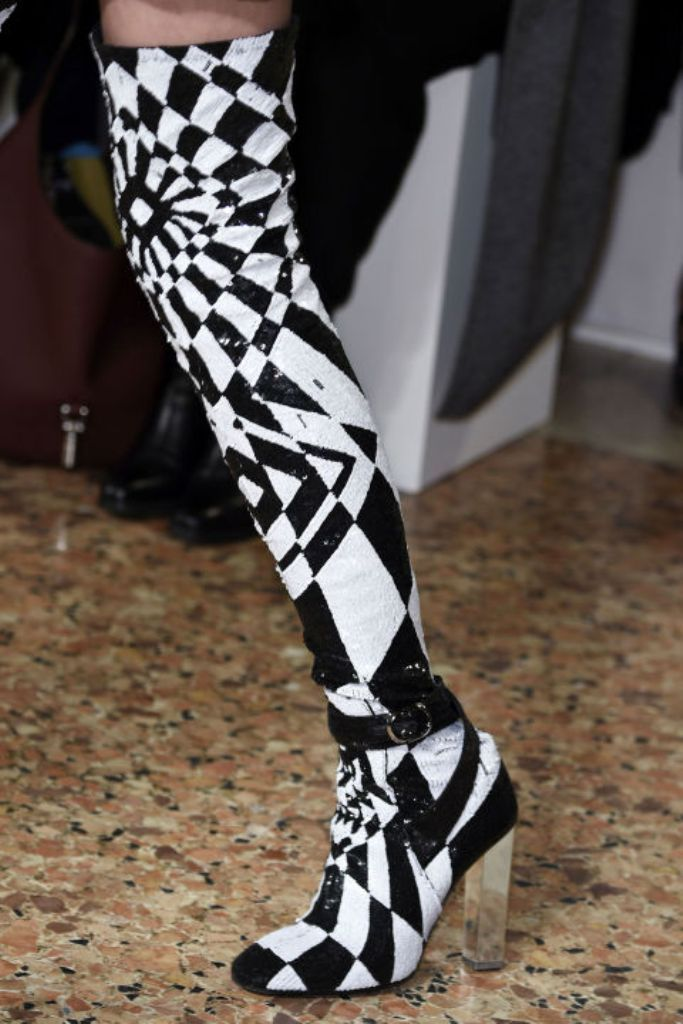 thigh-high-boots The Latest Shoe Trends for Women in 2016