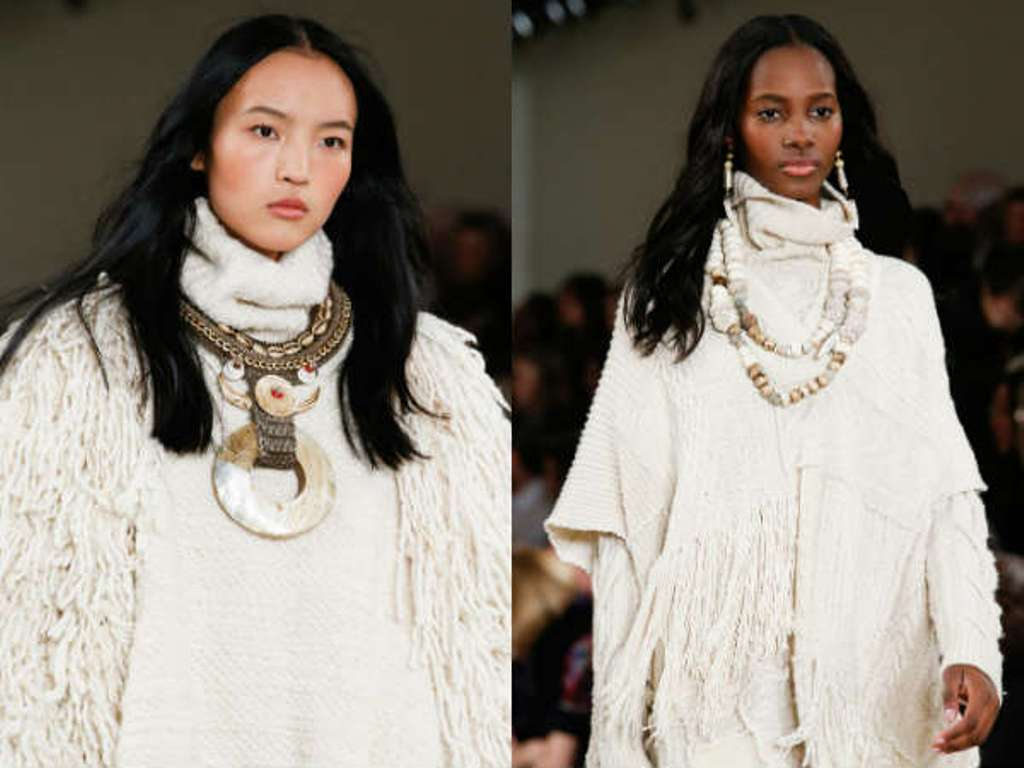 tribal-statement-and-layered-necklaces-1 65+ Hottest Jewelry Trends for Women in 2020