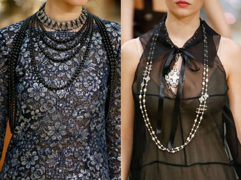 tribal-statement-and-layered-necklaces-10 65+ Hottest Jewelry Trends for Women in 2019