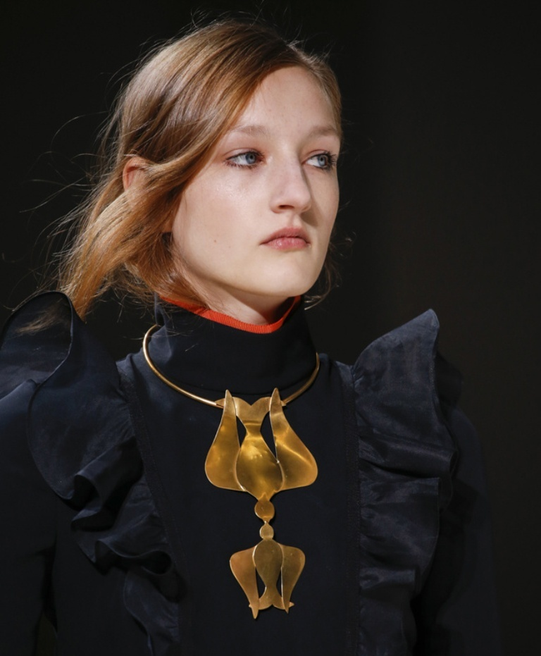 tribal-statement-and-layered-necklaces-5 65+ Hottest Jewelry Trends for Women in 2020