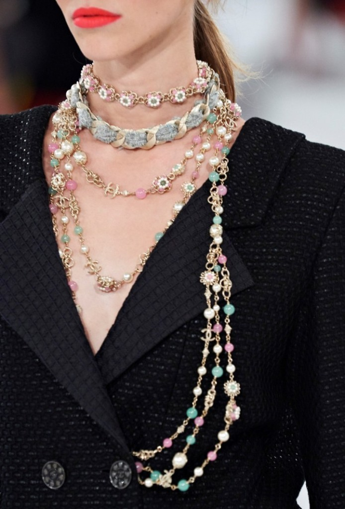 tribal-statement-and-layered-necklaces-9 65+ Hottest Jewelry Trends for Women in 2020