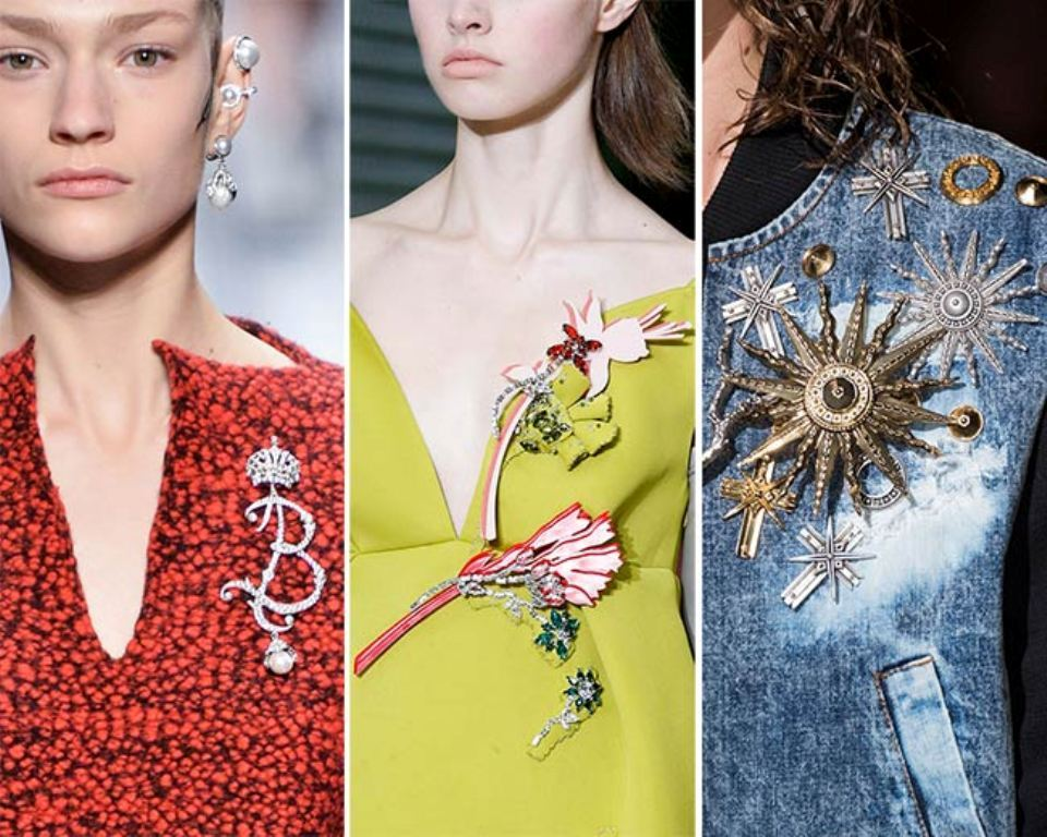 vintage-jewelry-and-brooches-6 65+ Hottest Jewelry Trends for Women in 2019