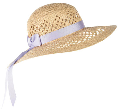 2_topshop-straw-ribbon-floppy-hat_7-stylish-beach-hats Accessorize Your Swimwear With These 40 Beach Jewelry