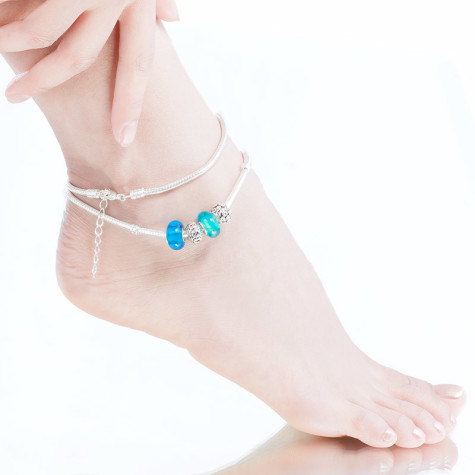 Alov-Silver-Charm-Bead-Anklet-AK03-475x475 Accessorize Your Swimwear With These 40 Beach Jewelry