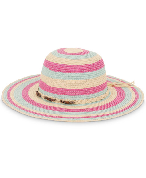 HT539-urban-beach-ladies-sun-hat-with-beads-pink-big-475x580 Accessorize Your Swimwear With These 40 Beach Jewelry