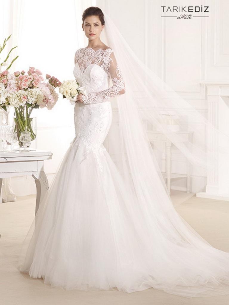 Muslim-wedding-dresses-10 46+ Fabulous Wedding Dresses for Muslim Brides