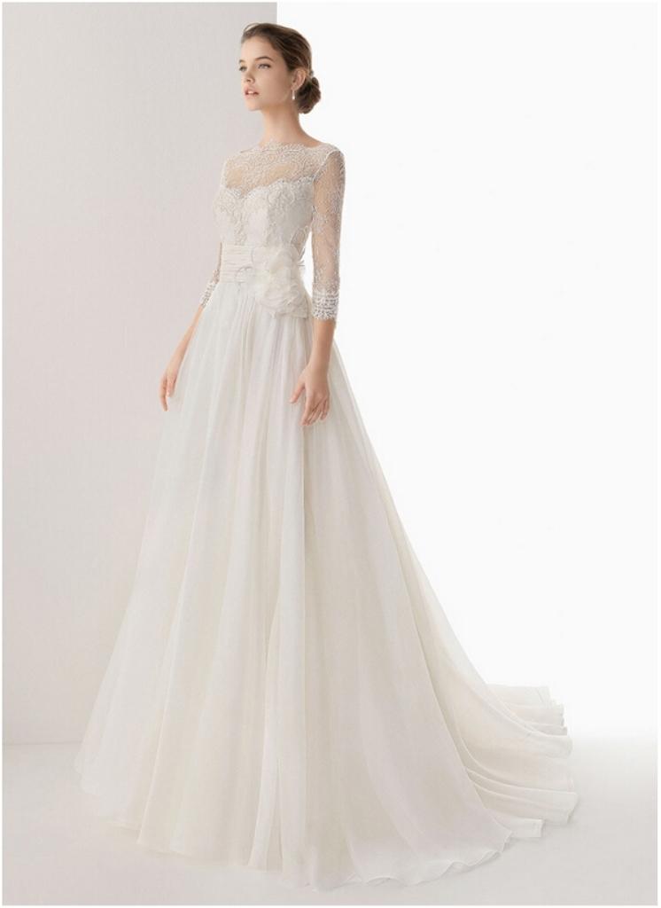 Muslim-wedding-dresses-18 46 Fabulous Wedding Dresses for Muslim Brides 2019