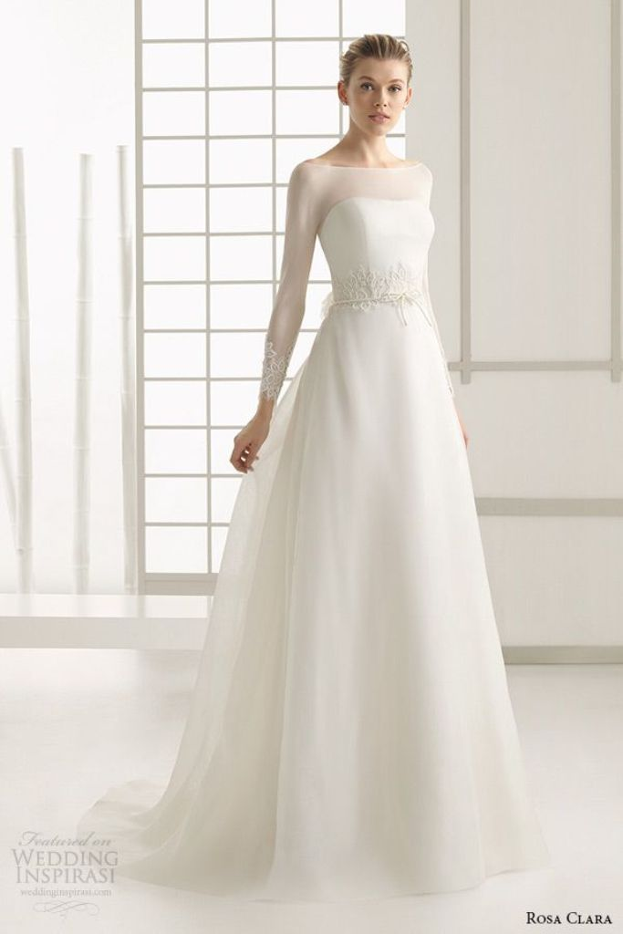 Muslim-wedding-dresses-33 46+ Fabulous Wedding Dresses for Muslim Brides