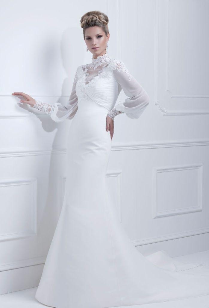 Muslim-wedding-dresses-38 46+ Fabulous Wedding Dresses for Muslim Brides