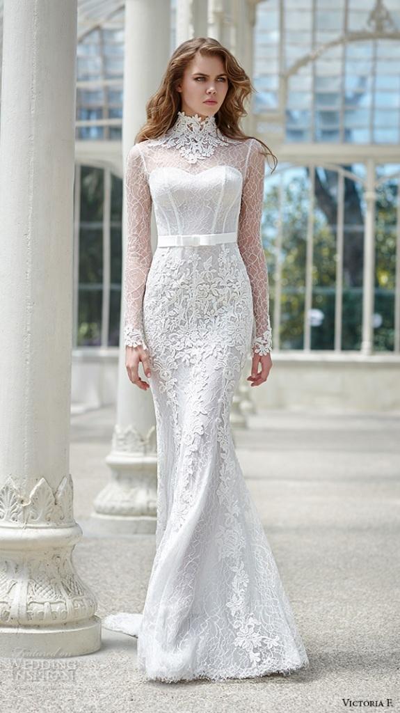 Muslim-wedding-dresses-4 46 Fabulous Wedding Dresses for Muslim Brides 2019