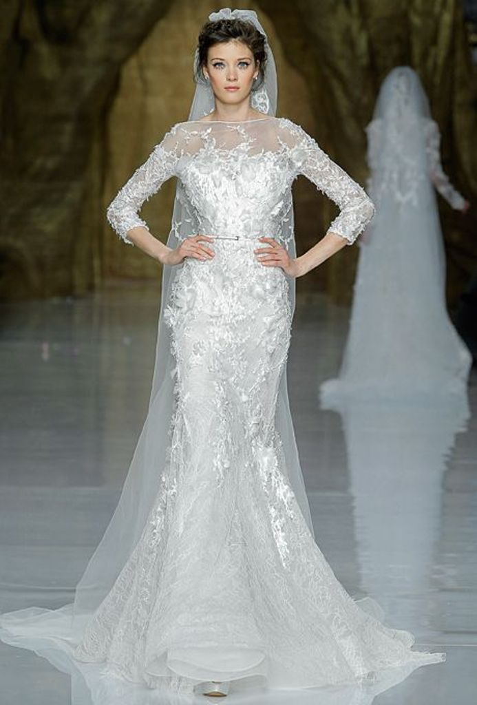 Muslim-wedding-dresses-40 46+ Fabulous Wedding Dresses for Muslim Brides