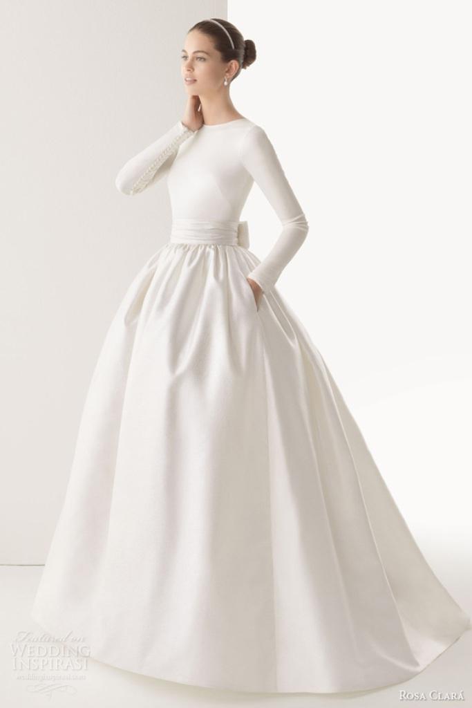 Muslim-wedding-dresses-5 46+ Fabulous Wedding Dresses for Muslim Brides