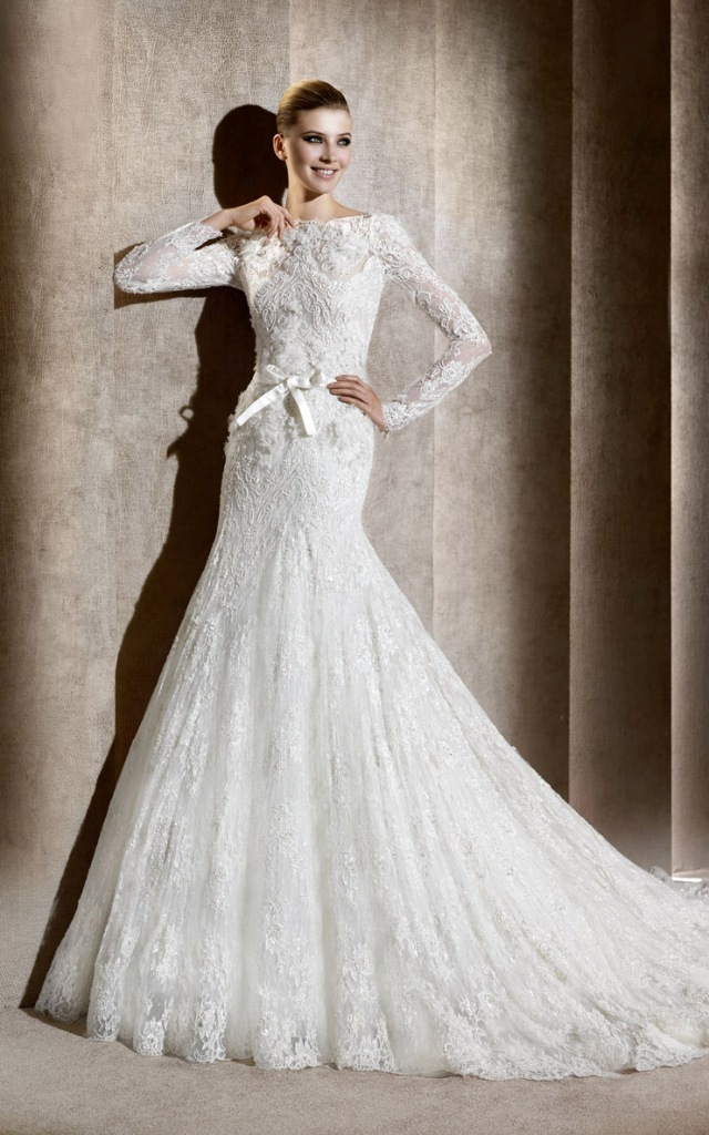 Muslim-wedding-dresses-8 46+ Fabulous Wedding Dresses for Muslim Brides