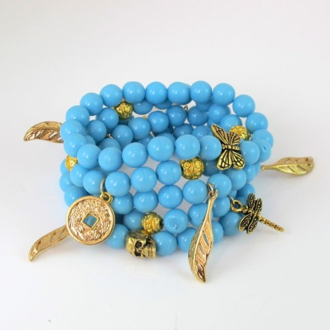 Turquoise-stack5-475x475 Accessorize Your Swimwear With These 40 Beach Jewelry