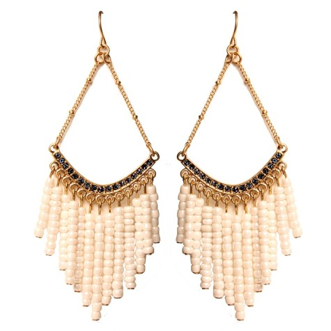 bavarian_cream_seed_bead_fringe_earrings-475x475 Accessorize Your Swimwear With These 40 Beach Jewelry