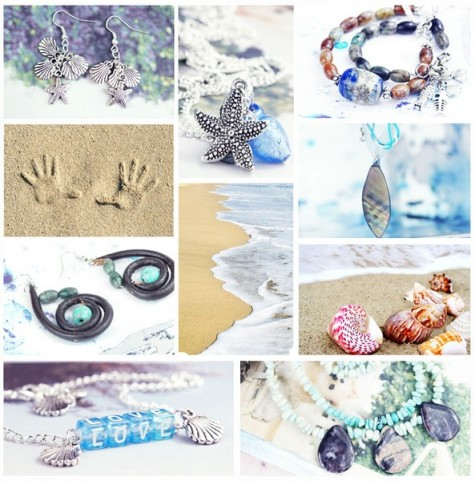 beach-jewelry1-475x481 Accessorize Your Swimwear With These 40 Beach Jewelry
