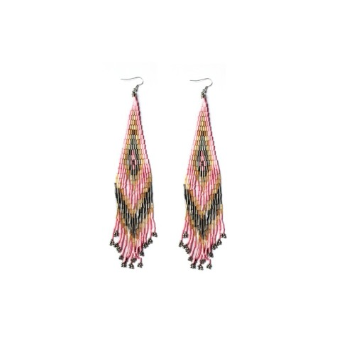 boucles-d-oreilles-bahia-rose-dore-gris-475x475 Accessorize Your Swimwear With These 40 Beach Jewelry