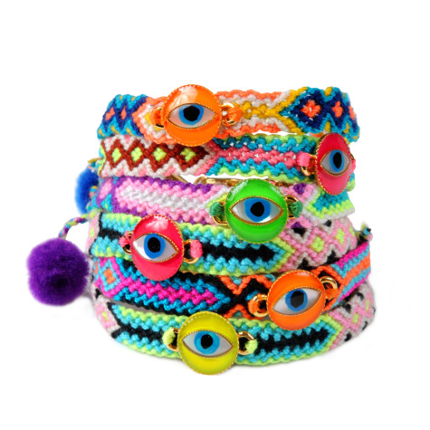 enamelfluoroevileyepile-475x475 Accessorize Your Swimwear With These 40 Beach Jewelry