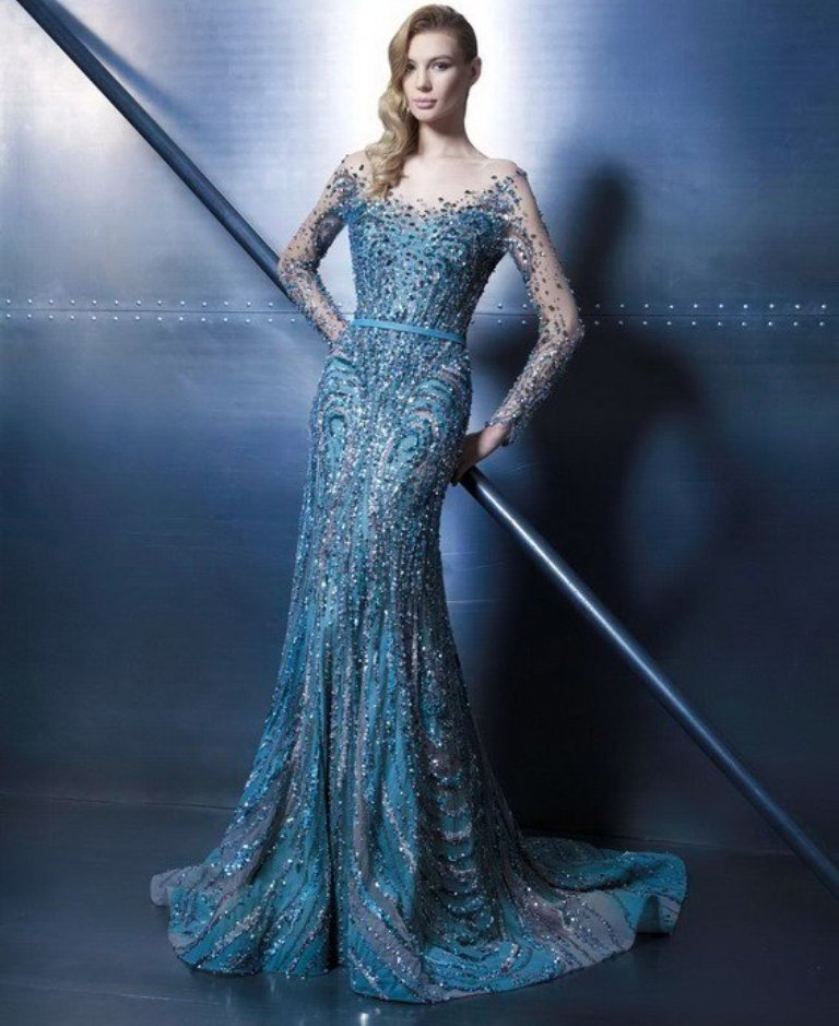 evening-dresses-2016-18 76 Marvelous & Stunning Evening Dresses 2019