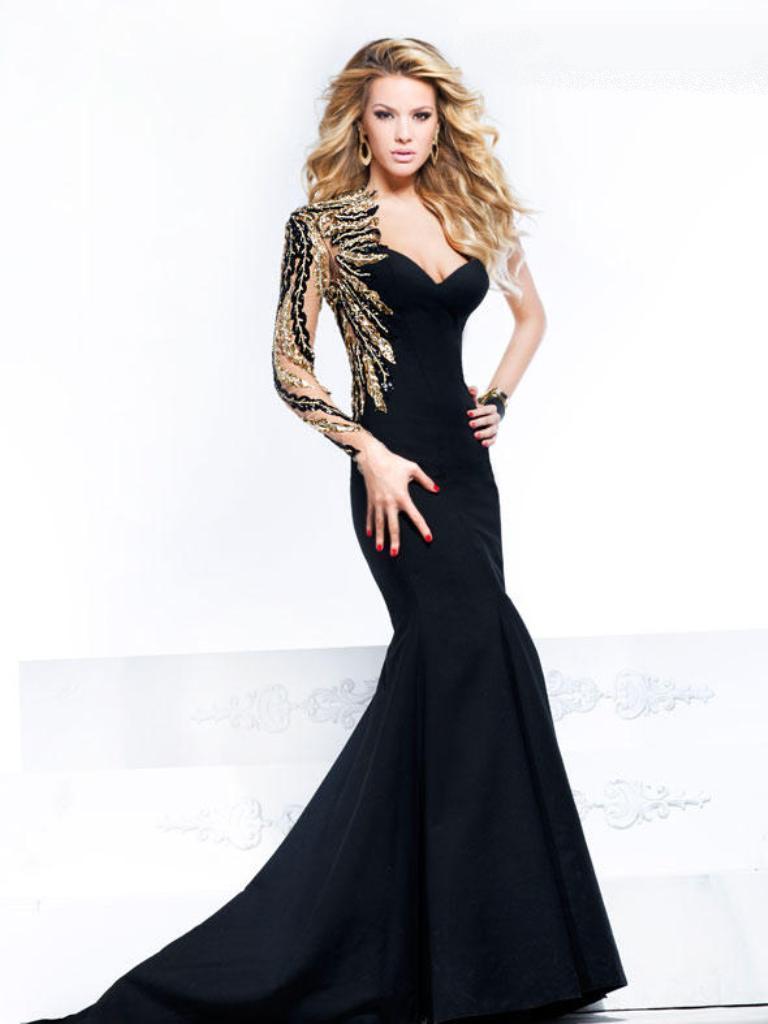 evening-dresses-2016-40 76 Marvelous & Stunning Evening Dresses 2021