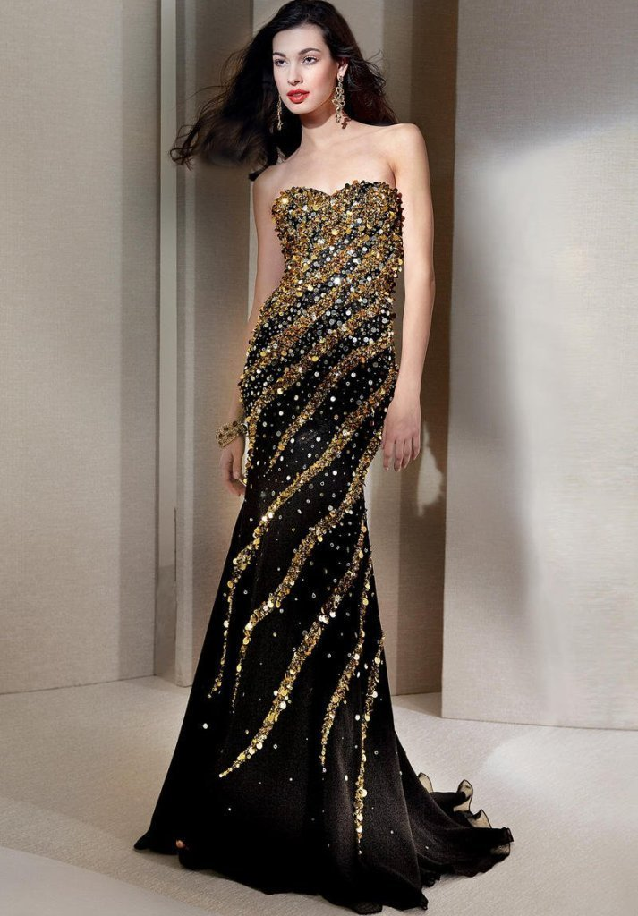 evening-dresses-2016-41 76 Marvelous & Stunning Evening Dresses 2017