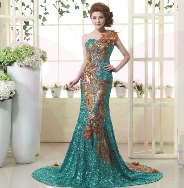 evening-dresses-2016-46 76 Marvelous & Stunning Evening Dresses 2016